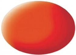 Aqua color 25 Svetivo oranžová  matt – Revell 36125