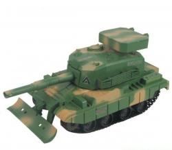 RC Tank na diaľkové ovládanie BB 1:30, air-soft