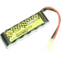 Batéria GPX Extreme 1600mAh 7,2V NiMH