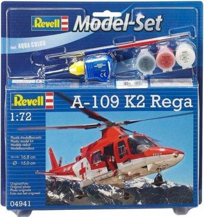 Plastový model Agusta A-109 K2 Model set 1/72, 64941