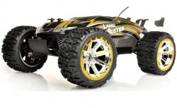 RC hračka na diaľkové ovládanie NQD Land Buster 1:12 Monster Truck žltý