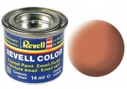 Email color 25 Svetivo oranžová  matt – Revell 32125