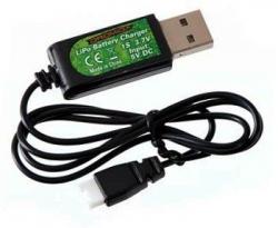 Náhradné diely Dromida Kodo USB nabíjačka Lipol