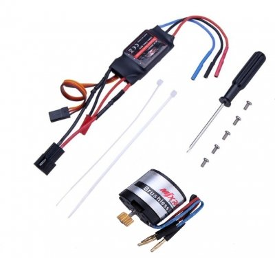 MJX W6003 Brushless upgrade set F-49, F49, F649