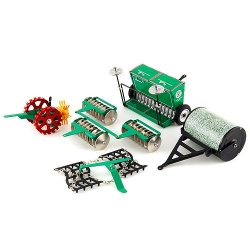 Kovap Agroset M1 valec, brány, čert, sejací stroj, rotavátor, hračky