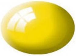 Aqua color 12 Žltá lesk – Revell 36112