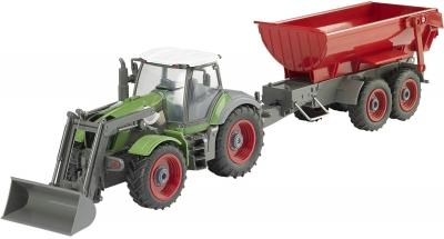 RC hračka Traktor s vlečkou Revell Farm Tractor Plus, 24960