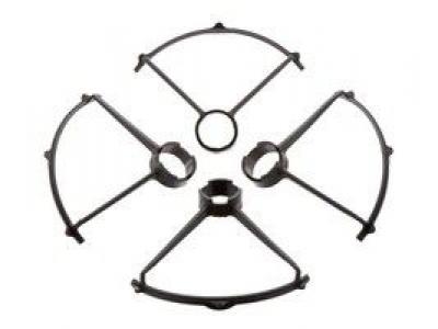 Náhradné diely Dromida Kodo ochranné oblúky vrtulí 4 ks