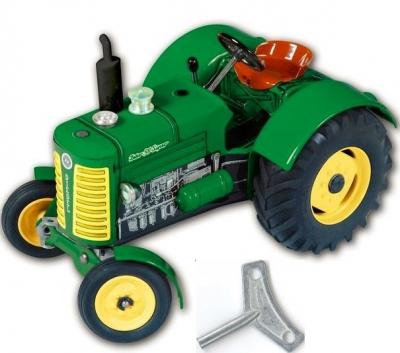 KOVAP Traktor ZETOR 50 SUPER zelený, hračka