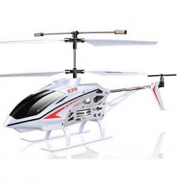 RC helikoptéra na diaľkové ovládanie Syma S39 Raptor  bielá