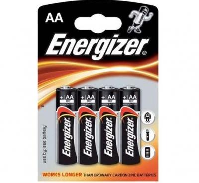 Alkalická batéria Energizer BASE AA - LR6 4ks