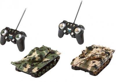 RC Súbojové tanky na diaľkové ovládanie Revell, 24224