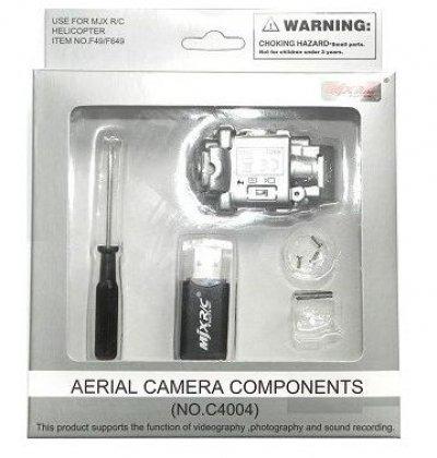 MJX C4004 HD kamera pre RC vrtuľníky F-49, F-45, F-46, T-40, T-55, F-29, F-39, T-43