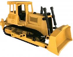 RC pásový buldozér s radlicou Super truck na diaľkové ovládanie