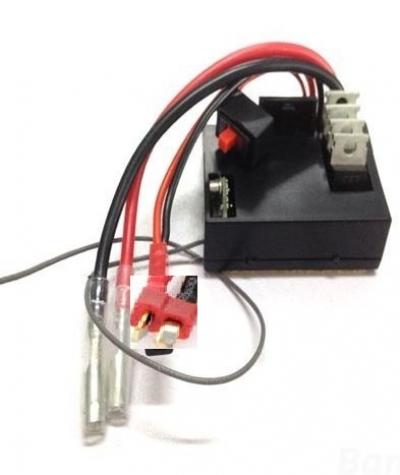 Náhradné Diely WLtoys L959, L969, L979 základná doska Variant T-konektor 2,4 GHz
