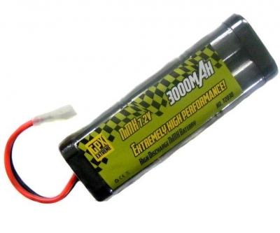 Batéria GPX Extreme 3000 mAh 7.2V NiMH