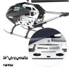 RC vrtuľník na diaľkové ovládanie Syma S36, 2,4GHz, čierný