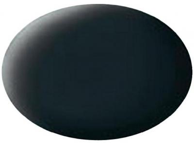 Aqua color 06 Dechtovo čierna matt – Revell 36106