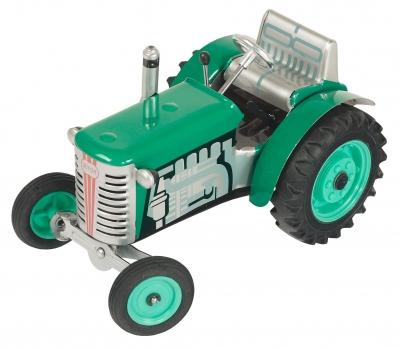 KOVAP Traktor Zetor zelený, hračka