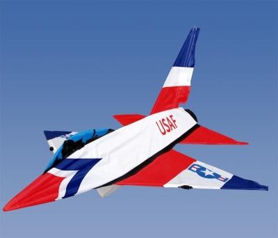 Šarkan F-16 Jet Kite 3D