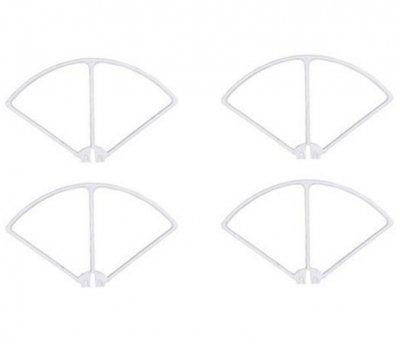 Náhradné Diely Syma X8C, chránič rotorvých listov biely 4ks , X8C-04W