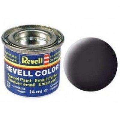 Email color 06 Dechtovo čierna matt – Revell 32106