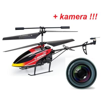 RC vrtuľník MJX T-53, T653, T53 + kamera