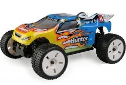 RC auto Himoto Truggy 1/16 RTR 2,4GHz, modré