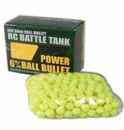 BB strelivo pre RC tanky, air soft