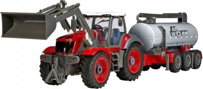 RC hračka Traktor s cisternou  Revell Farm Tractor Plus II, 24962