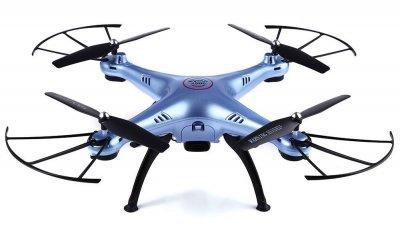 RC drony Syma X5HC s HD kamerou 2MP, 2,4GHz