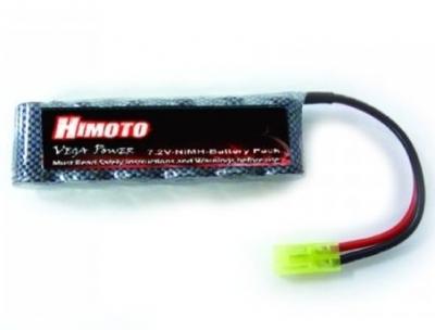 Batéria, NiMh 7,2V 1100mAh na HIMOTO