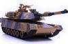 RC Tank na diaľkové ovládanie HuanQi  M1 Abrams ASG RTR 1:24 airsoft
