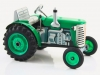 KOVAP Traktor ZETOR s valníkem zelený, hračka