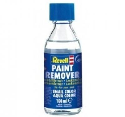 Riedidlo Revell Paint Remover - odstraňovač farby 100ml, 39617