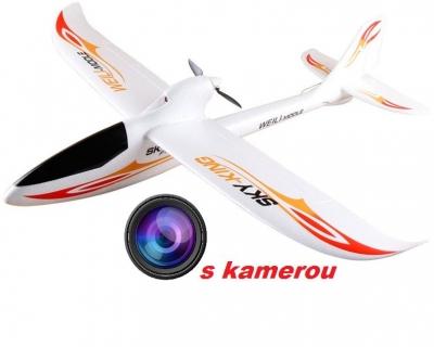 RC lietadlo WL toys F959 Sky King 2.4GHz s kamerou 2MP