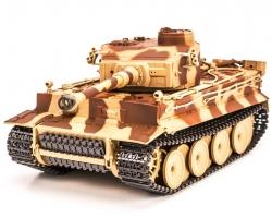 RC Tank na diaľkové ovládanie HuanQi GERMAN TIGER airsoft RTR, 1:24