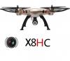 Syma X8HC, kamera 2MP, 2.4GHz