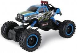 RC hračka na diaľkové ovládanie HB: ROCK CRAWLER 4WD, 2.4 GHz, 1:14 modrá