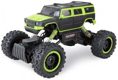 RC hračka na diaľkové ovládanie HB: ROCK CRAWLER 4WD, 2.4 GHz, 1:14 zelená