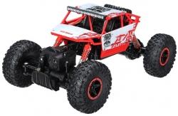 RC hračka na diaľkové ovládanie HB: ROCK CRAWLER 4WD, 2.4 GHz, 1:18 červená