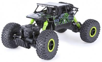 RC hračka na diaľkové ovládanie HB: ROCK CRAWLER 4WD, 2.4 GHz, 1:18 zelená