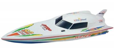 RC rýchlostný čln Double Horse: Wing Speed Water