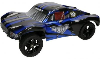 RC auto HiMoto Spatha  RTR  2,4GHz, 1:10 modré