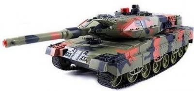 RC tank na diaľkové ovládanie Leopard 1:18, 516-10