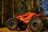 RC hračka na diaľkové ovládanie Crawler df-models 4WD Oranžová