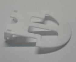 Náhradné Diely Syma S39, S39-10, kryt motora