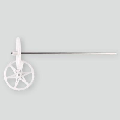 Náhradné Diely Syma S36, S36-07, vrchný a spodný ozubený prevod s vnutornou hriadeľou