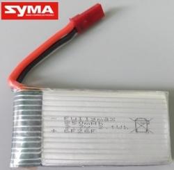 Náhradné Diely Akumulator 3.7V 850mAh LiPo Syma X54H