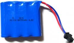 Náhradná batéria, Akumulator 700mAh 4,8V Ni-Cd